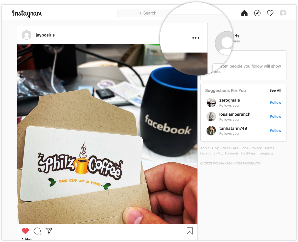 Tools to embed Instagram Feed