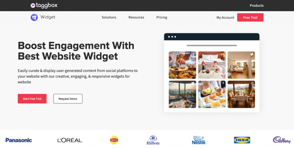best tools to embed Instagram feed on website