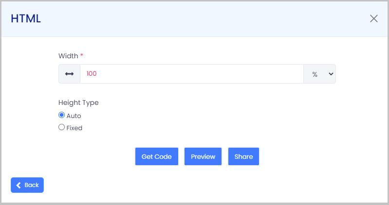 customize html of airbnb widget