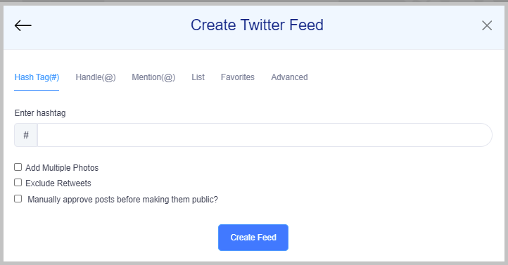 twitter-hashtag-feed-on-website
