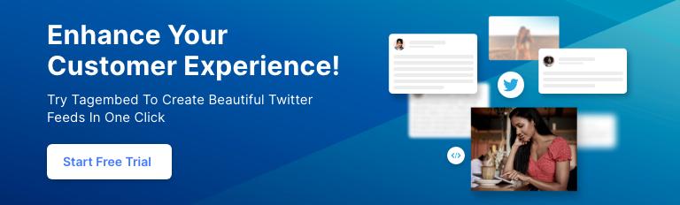 Embed twitter feed-cta