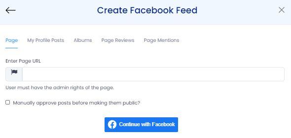 create-a-facebook-feed