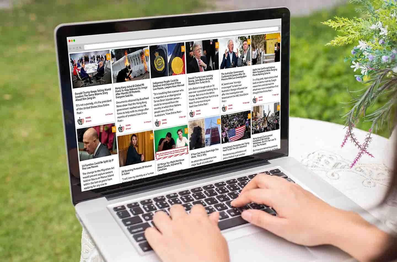 Embed RSS Feeds On Websites