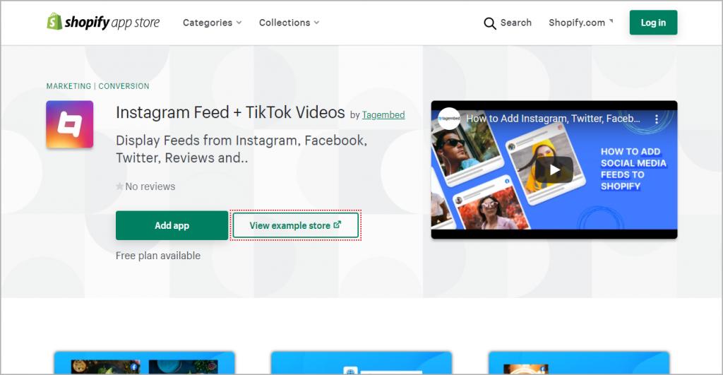 Embed TikTok Video On Shopify