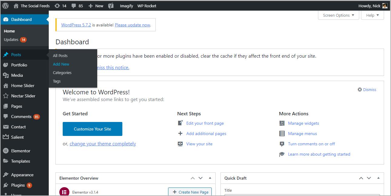 Embed YouTube Playlist on WordPress site