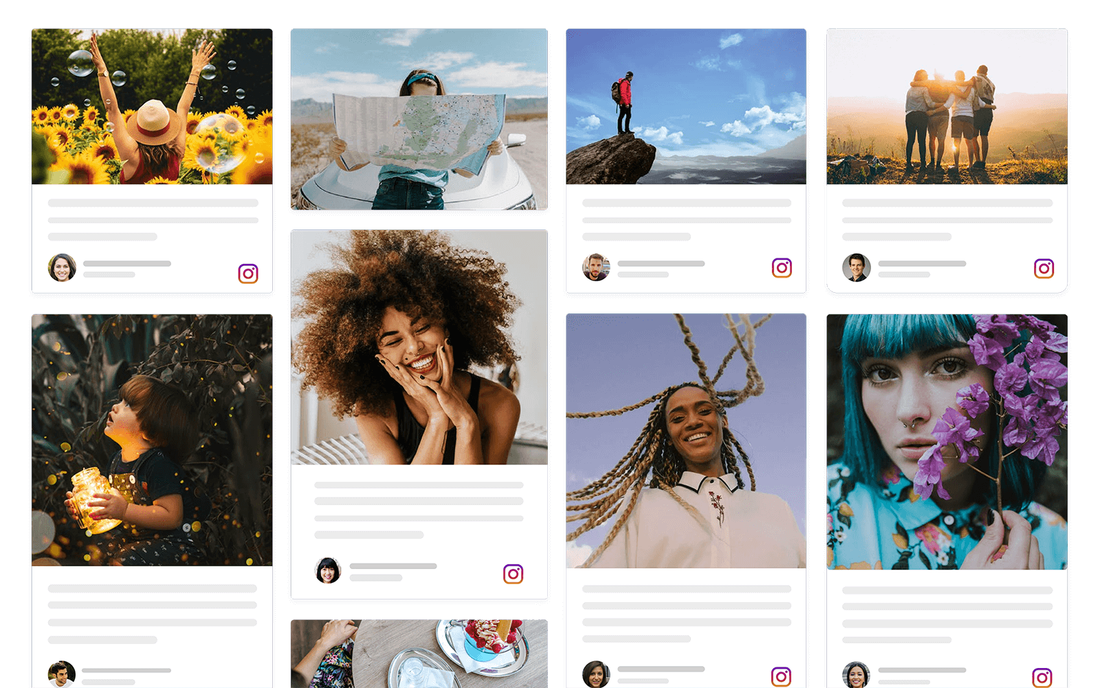 embed instagram feed widget