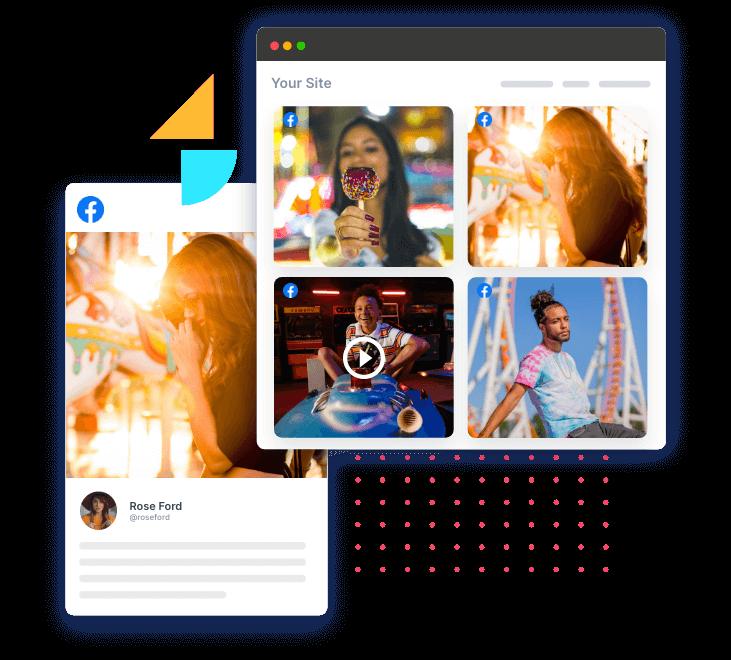 Best Facebook Aggregator for Website