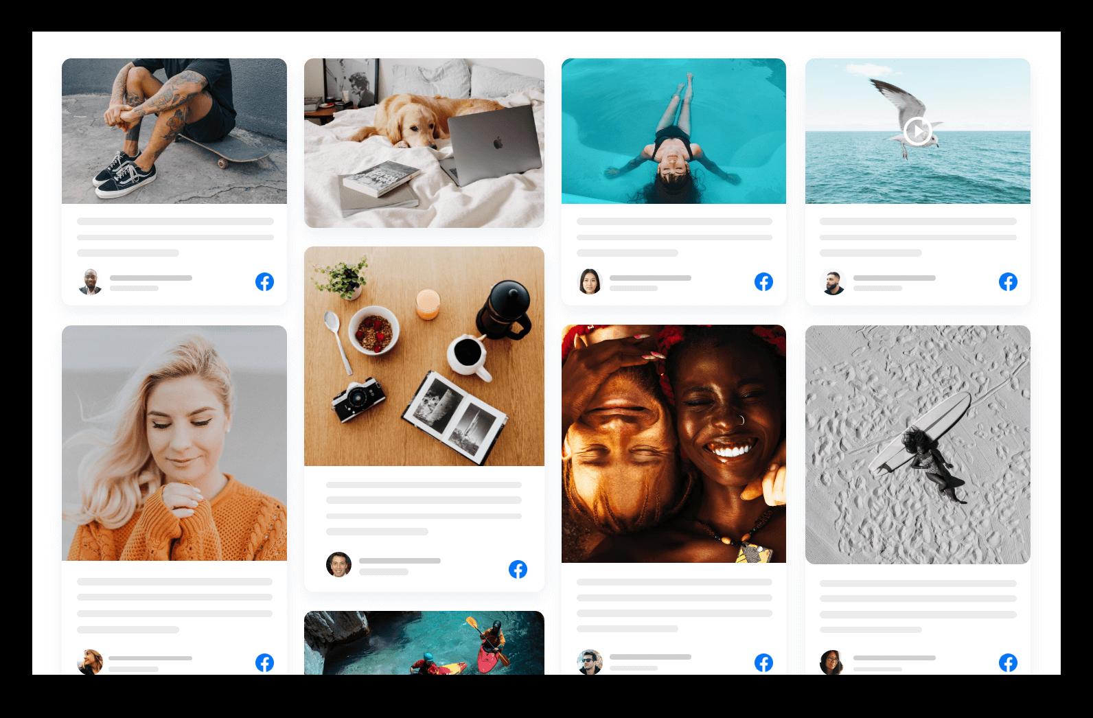 facebook feed aggregator