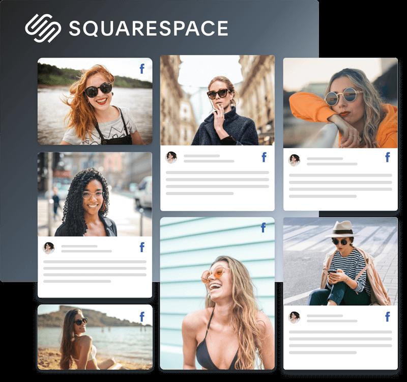 add-facebook-widget-on-squarespace
