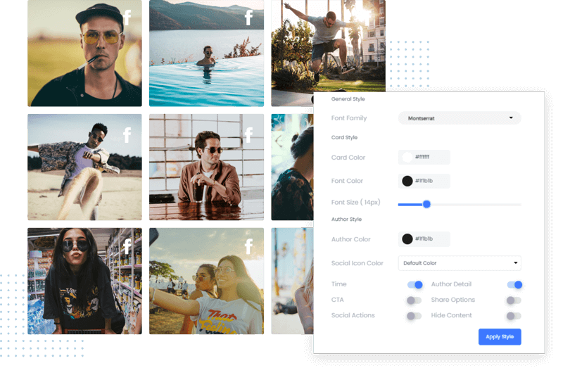 features-of-facebook-widget-plugin